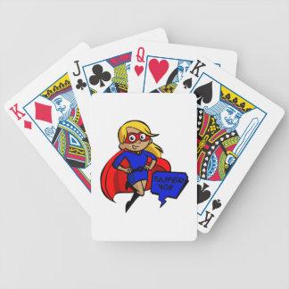 Baralhos Para Poker mamã super loura