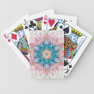 Baralhos Para Poker Mandalas do coração da liberdade 30 presentes