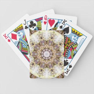 Baralhos Para Poker Mandalas do coração da liberdade 9 presentes
