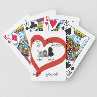 Baralhos Para Poker Meu Moodles é meus melhores amigos