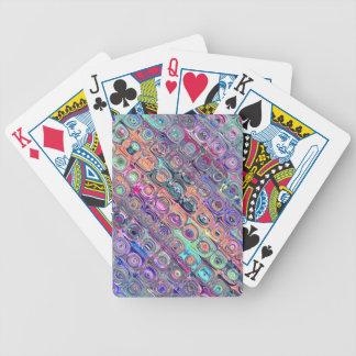 Baralhos Para Poker Miçanga de vidro espectral