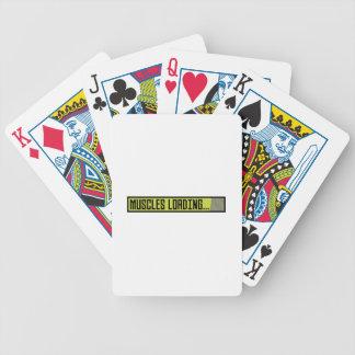 Baralhos Para Poker Músculos que carregam Progressbar Zqy9t