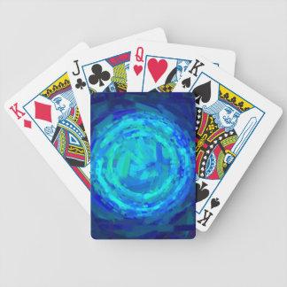 Baralhos Para Poker o contemporâneo abstrato não colore nenhum 37