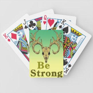 Baralhos Para Poker Os cervos do crânio sejam citações fortes