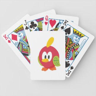 Baralhos Para Poker passeio de fala do pássaro