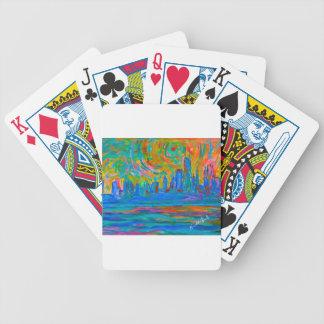Baralhos Para Poker Passeio selvagem de Chicago