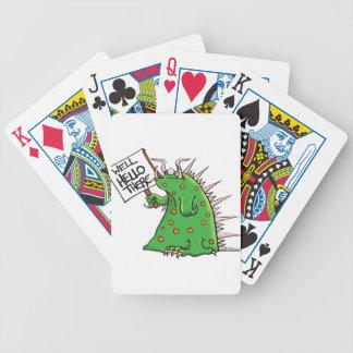 Baralhos Para Poker Poço do gráfico de Greep olá! lá