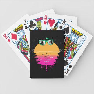 Baralhos Para Poker Por do sol feliz
