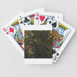 Baralhos Para Poker protuberâncias e colisões da rocha
