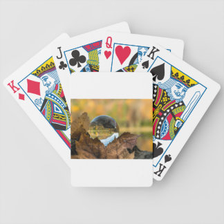 Baralhos Para Poker Queda em uma bola