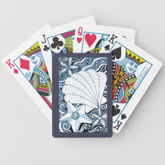 Baralhos Para Poker Seashells