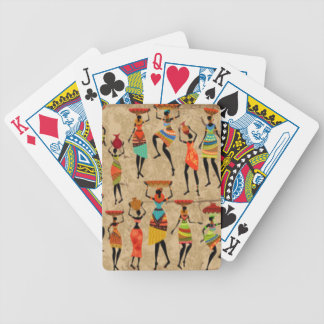 Baralhos Para Poker Senhoras africanas da dança