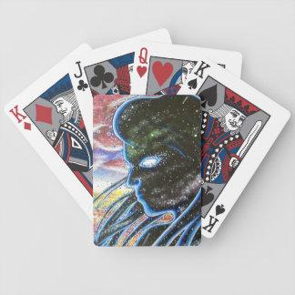Baralhos Para Poker Silhueta crepuscular