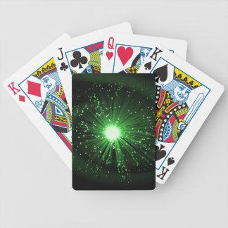 Baralhos Para Poker Sumário da fibra óptica