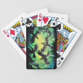 Baralhos Para Poker Um assassinato dos corvos