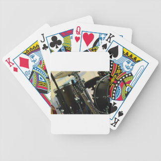 Baralhos Para Pôquer A música dos instrumentos rufa o instrumento