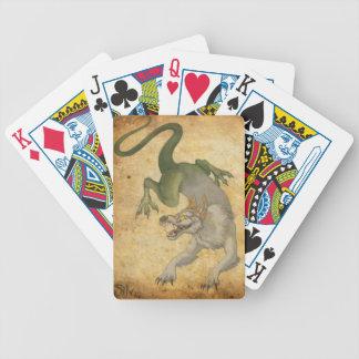 Baralhos Para Pôquer Animal do leste