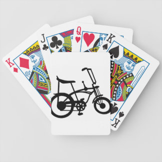 Baralhos Para Pôquer BICICLETA CLÁSSICA da ARRAIA-LIXA da BICICLETA