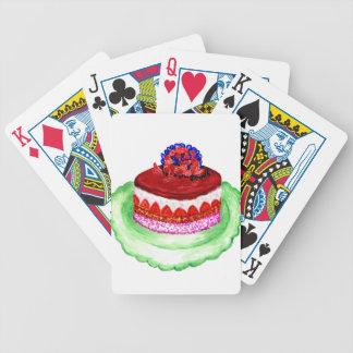 Baralhos Para Pôquer Bolo de chocolate 3