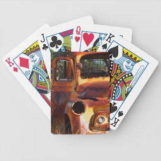 Baralhos Para Pôquer Cartões de carro vintage