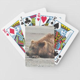 Baralhos Para Pôquer Cartões de jogo do póquer de Bicycle® com urso do