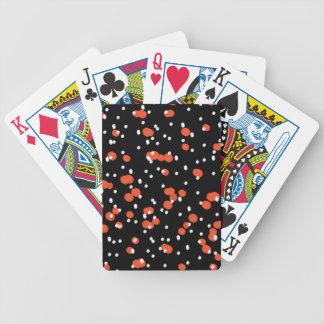 BARALHOS PARA PÔQUER CHIQUE QUE JOGA PONTOS DE CARDS_FLAME/WHITE NO
