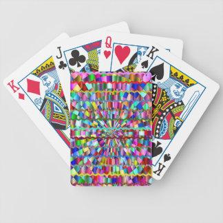 Baralhos Para Pôquer Cores decorativas