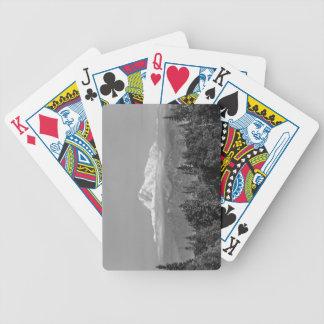Baralhos Para Pôquer Denali (o Monte McKinley)