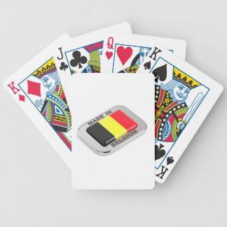 Baralhos Para Pôquer Feito em Bélgica