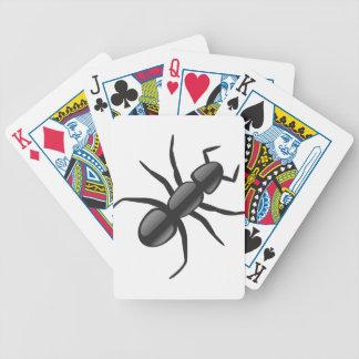 Baralhos Para Pôquer Formiga pequena