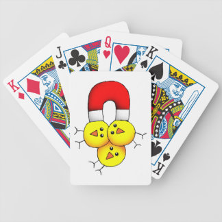 Baralhos Para Pôquer Ímã do pintinho