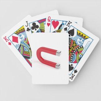 Baralhos Para Pôquer Ímã em ferradura