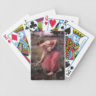 Baralhos Para Pôquer John William Waterhouse - narciso - belas artes