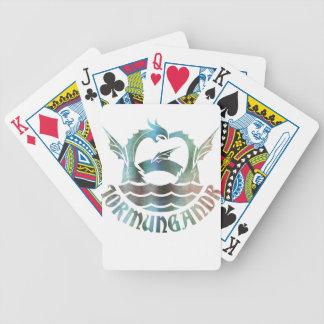 Baralhos Para Pôquer Jormungandr