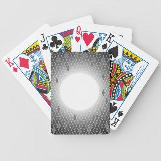 Baralhos Para Pôquer Modelo do vitral