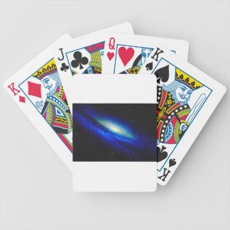 Baralhos Para Pôquer Nebulla abstrato com a nuvem cósmica galáctica 26