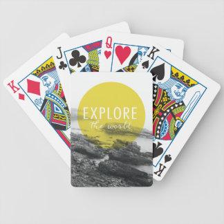 Baralhos Para Pôquer O oceano | explora as citações do mundo