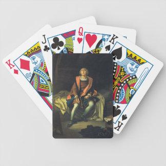 Baralhos Para Pôquer Pintura de Cristóvão Colombo por Antonio de