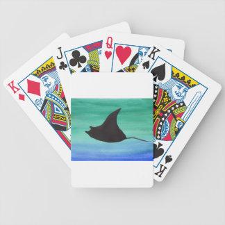 Baralhos Para Pôquer Raio de Manta