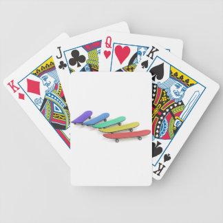Baralhos Para Pôquer Skates