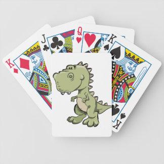 Baralhos Para Pôquer T-Rex