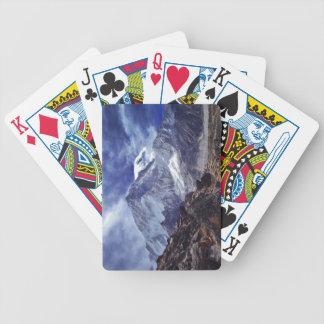 Baralhos Para Pôquer Turismo das montanhas de Himalaya Nepal India
