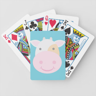Baralhos Para Pôquer Vaca bonito