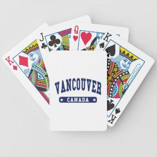 Baralhos Para Pôquer Vancôver