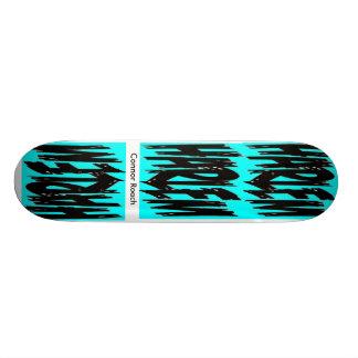Barata de Connor, plataforma do logotipo Shape De Skate 21,6cm