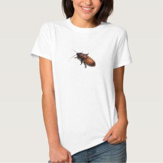 Barata de silvo de Madagascar Camiseta