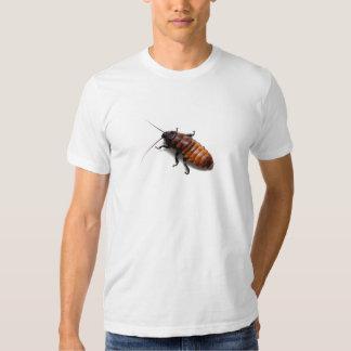 Barata de silvo de Madagascar T-shirt