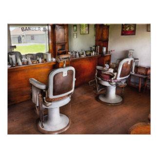 Barbeiro - cabeleireiro convites