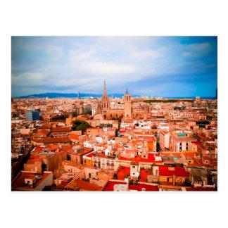 Barcelona Cartão Postal