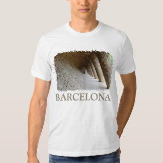 Barcelona, espanha tshirts